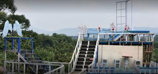 Panorama Bukit Bintang Bogor Foto Spot
