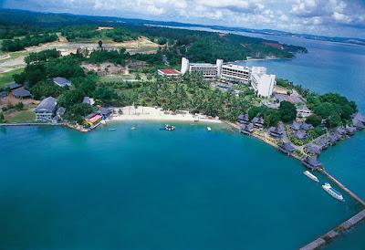 Wisata Pulau Terindah di Batam
