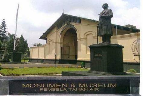 Tempat wisata museum pembela tanah air di bogor
