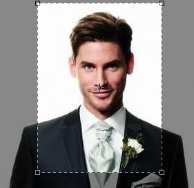 mengcrop foto, ukuran foto 3 x 4, belajar photoshop untuk pemula