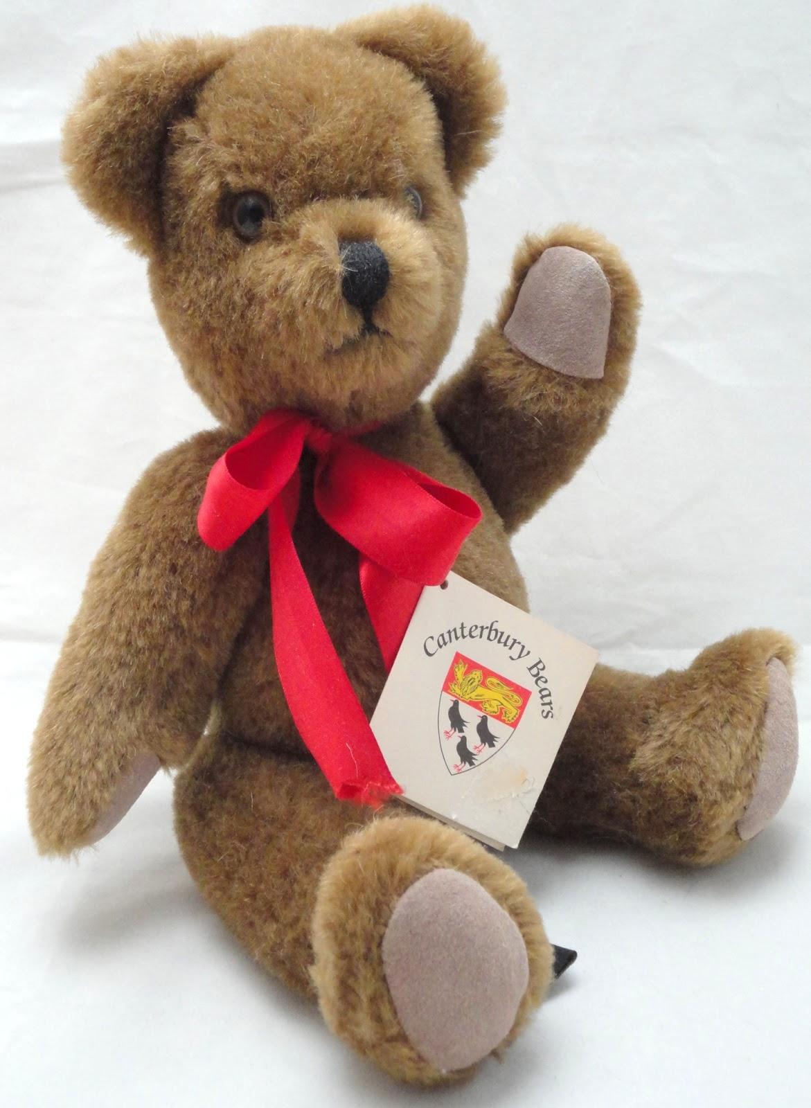 Modern Collectible Teddy Bears