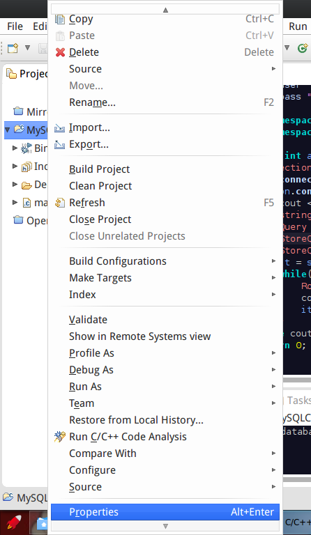 Xcode Linux