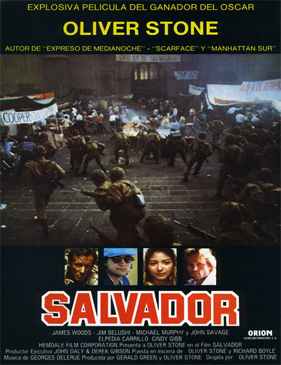 Ver Salvador (1986) Online