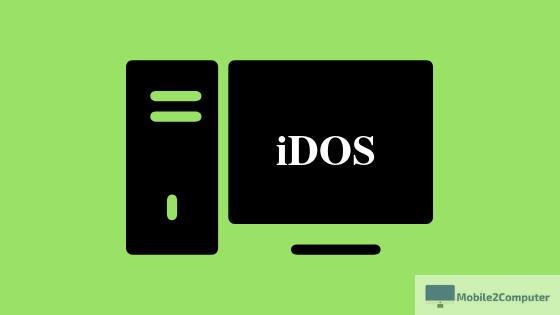 iDOS Emulator for Windows computer