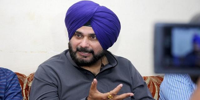 कैबिनेट मंत्री नवजोत सिंह सिद्धू के खिलाफ देशद्रोह एक और मामला दर्ज   NATIONAL CRIME NEWS