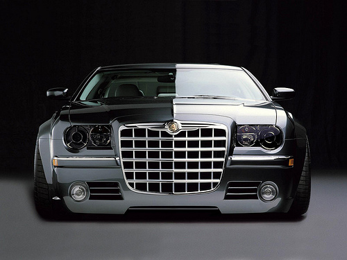 New 300c chrysler