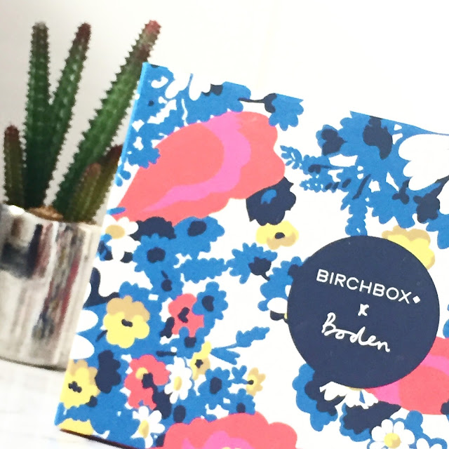 Birchbox Unboxing - April 2017