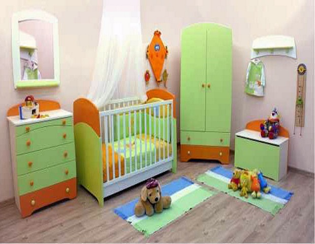 Idée de déco chambre bébé