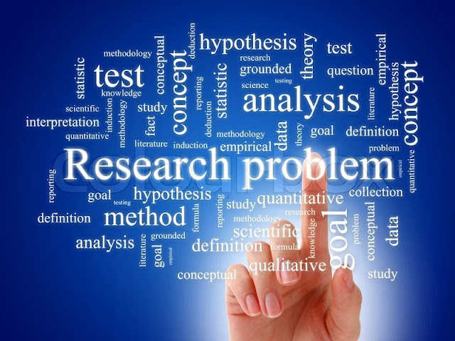 Scientific Research problems and project