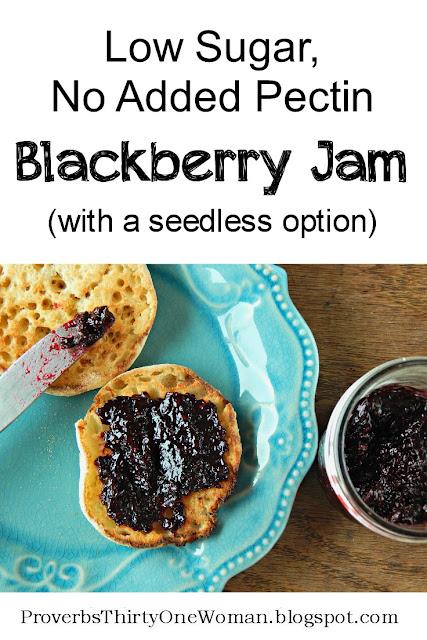 Wild Blackberry Jam Recipe