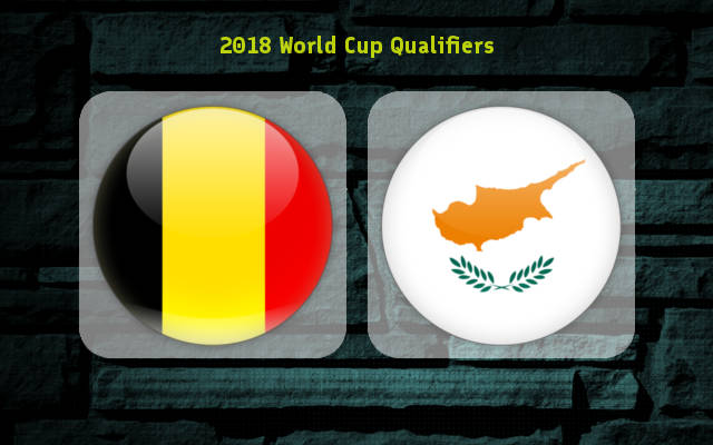 Belgium vs Cyprus Full Match & Highlights 10 October 2017