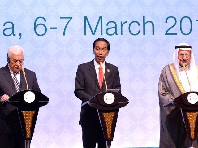 Jokowi: Boikot Produk Israel Dinilai Akan Berdampak Luar Biasa