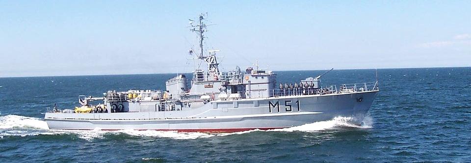 Країни Балтії хочуть спільно модернізувати свої військові флоти