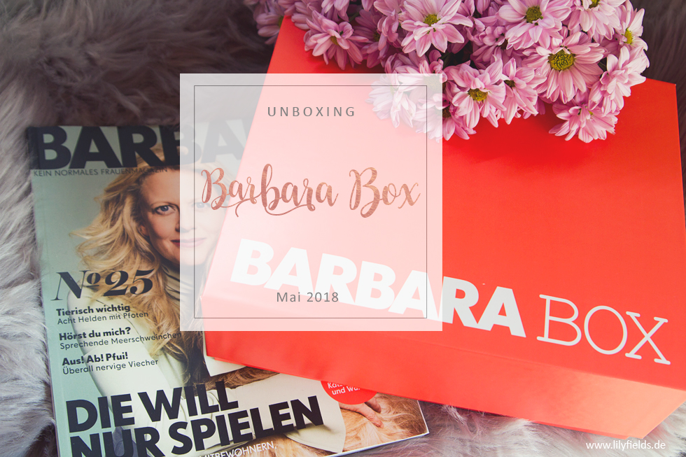 Barbara Box - Sommer Edition