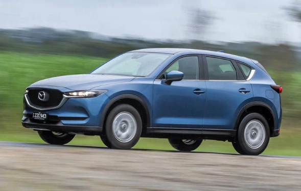 2017 Mazda CX-5 FWD Review