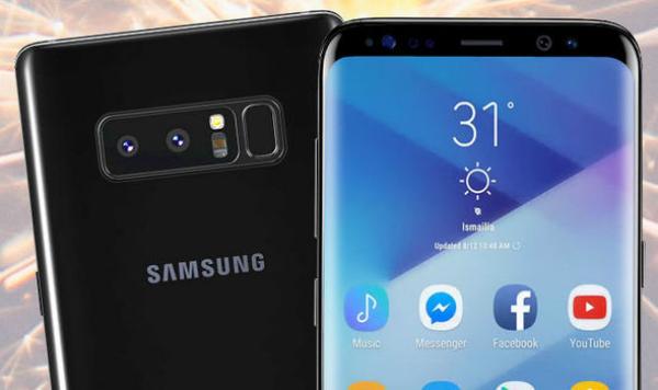 ظهور الصورة الأولى لشعار هاتف Galaxy S9