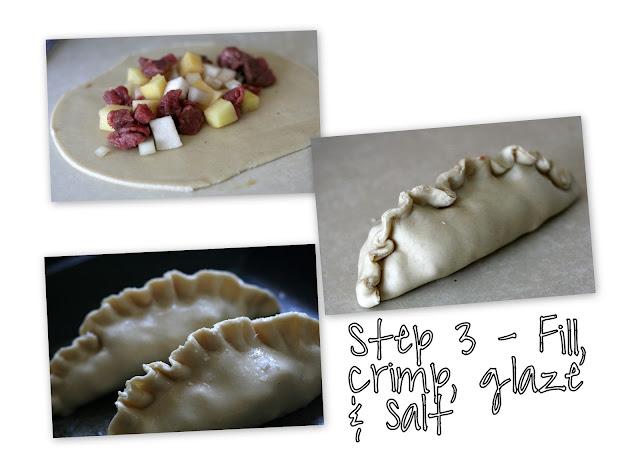 Delicious Pasties Recipe 4