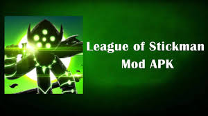 League of Stickman Mod APK v3.1.5 Update 2017 (Free Shopping)