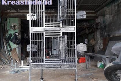 Jasa Kandang Burung Besi di Cirebon dan sekitarnya Harga Murah