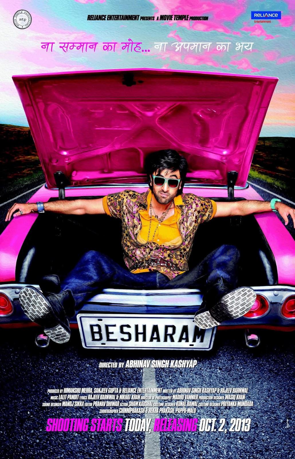 Besharam Movie HD wallpapers 1080p  Besharam Movie ...