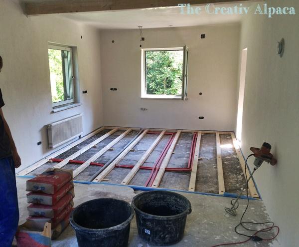 Umbau Küche Rückblick