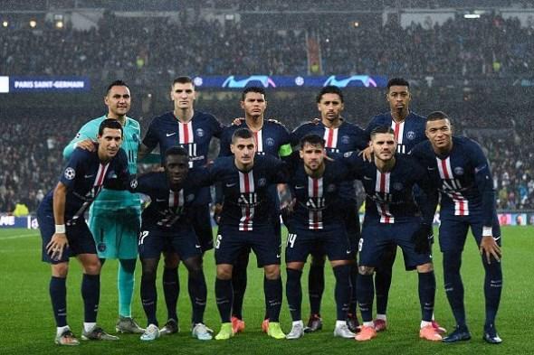 مشاهدة مباراة باريس سان جيرمان ونادي باو