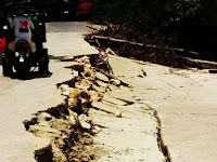 BPBD Pangkep Akan Segera Perbaiki Jalan Yang Rusak Parah Dikampung Cambatoa