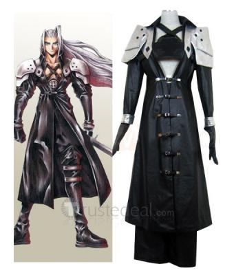 Cosplay Office Costume The Masculine Final Fantasy Vii