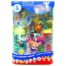 Littlest Pet Shop 3-pack Scenery Poodle (#225) Pet