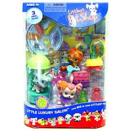 Littlest Pet Shop 3-pack Scenery Shi Tzu (#227) Pet