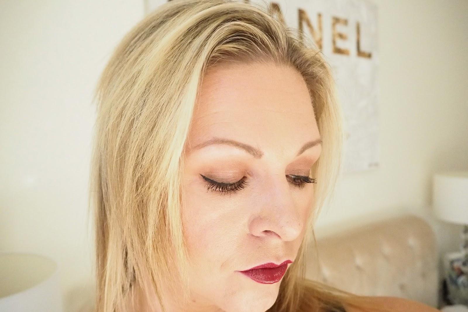 Fall Make Up - Nudestix Matte Eye Color, Mac Diva