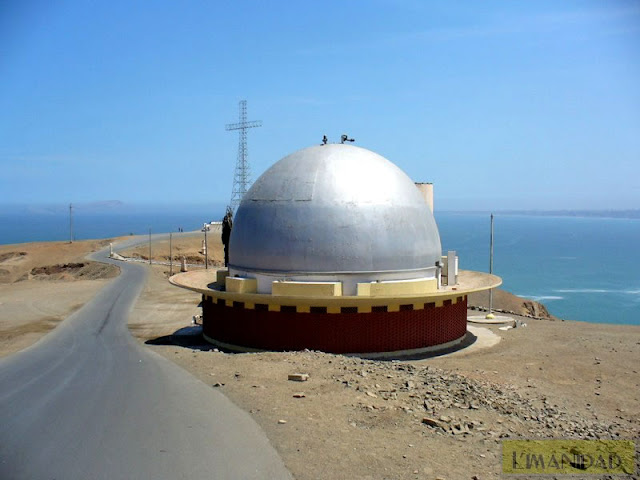 observatorio planetario  turismo chorrillos lima peru