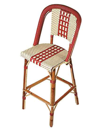 High Street Market: French Rattan Bistro Chair