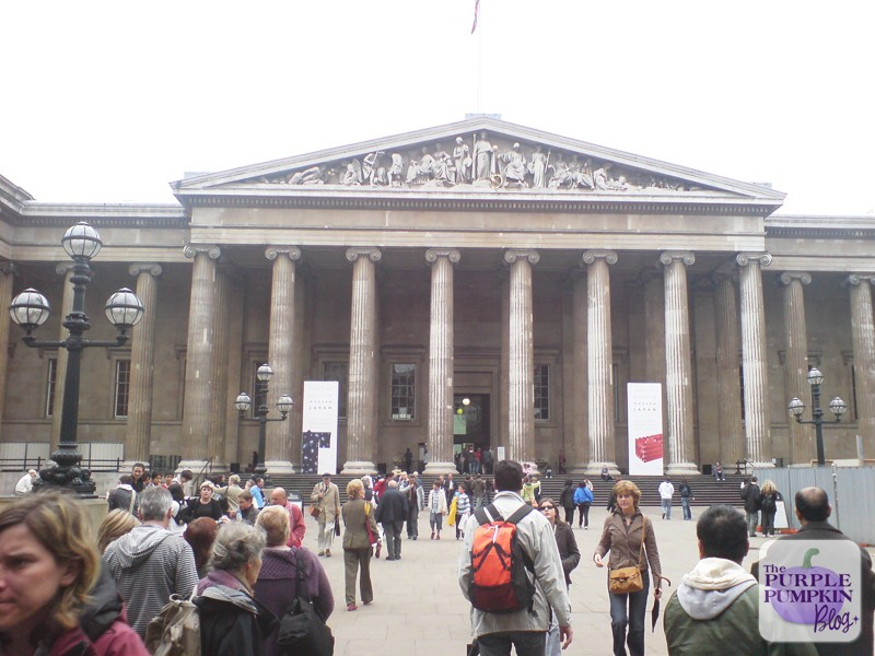 The British Museum, London [#MuseumWeek]