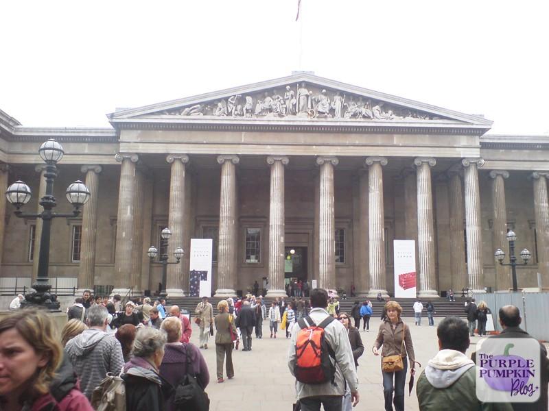 The British Museum, London [#MuseumWeek]