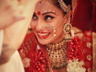 bride Bipasha Basu