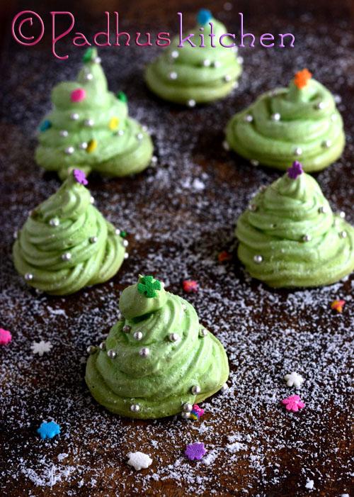 Meringue CookiesChristmas Meringue Cookies Recipe