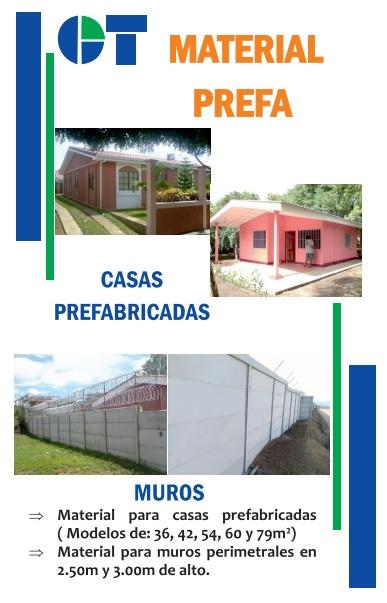 Casas Prefabricadas De Concretera Total En Nicaragua Costos Y Planos
