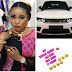 My Sugar Daddy Has Done It Again – Actress Lizzy Anjorin Announces New Range Rover (Photos)
