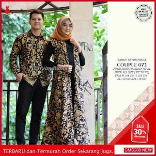 GMS288 SRRTJ288S272 Sarimbit Longcardy Kemeja Kembang Gede Dropship SK1393823847