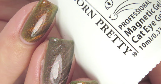Magnetic Gel Polish Review from Born Pretty Store