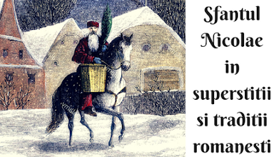 sfantul nicolae superstitii credinte traditii romanesti
