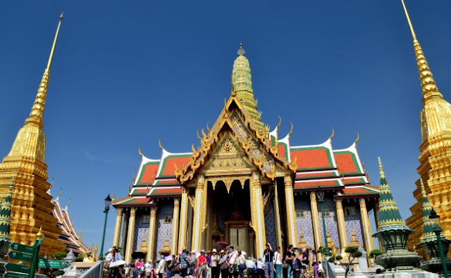 7 most attractive destinations in Bangkok, Thailand