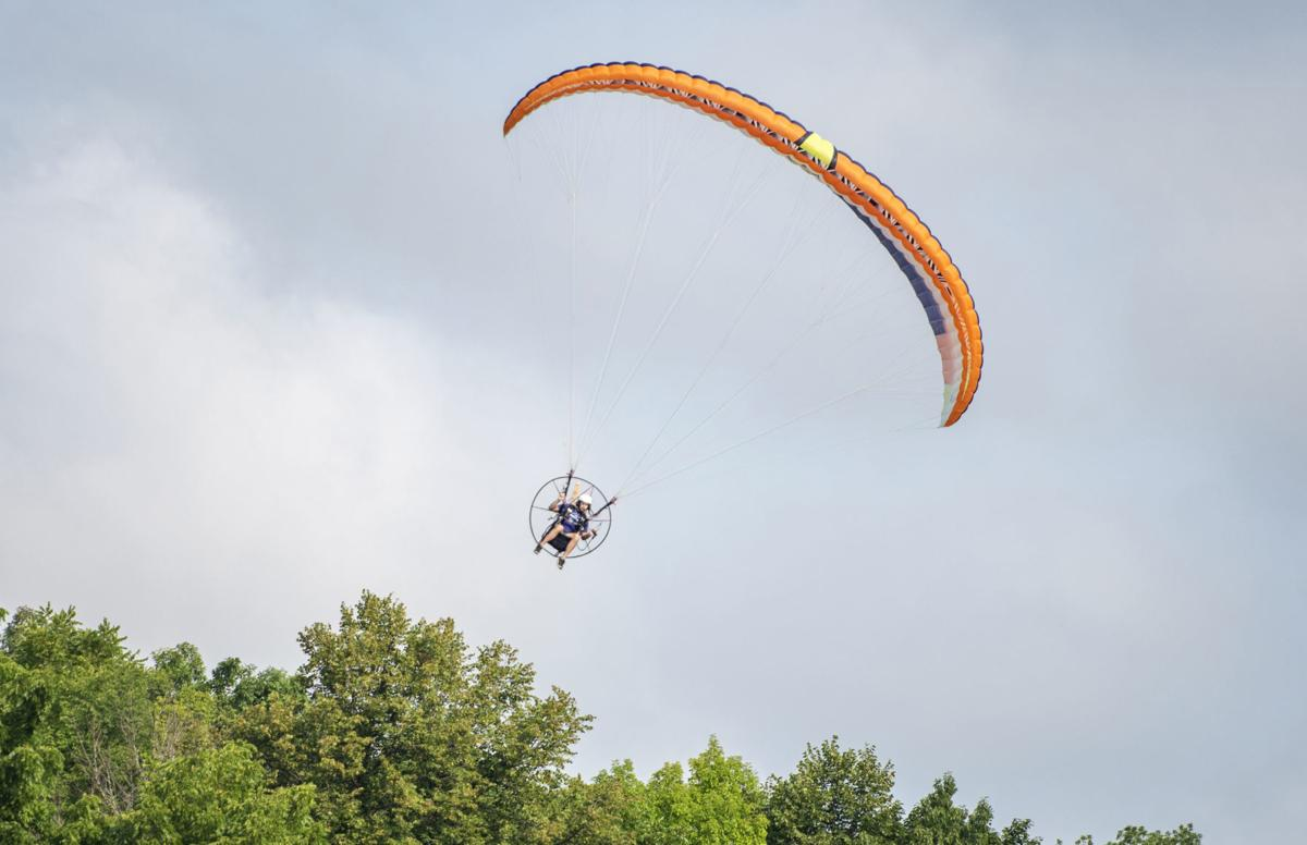 Kathryn's Report: Paramotor: Accident occurred August 18