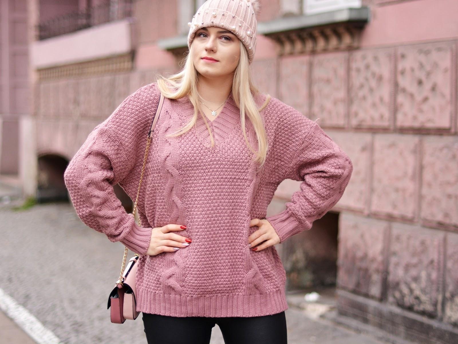 sweter duży