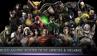 Injustice Gods Among Us APK MOD Premium v2.13 Update Terbaru