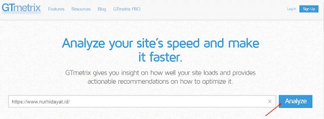 Cara Cek Kecepatan Loading Website Atau Blog