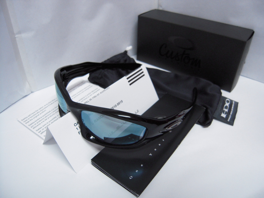 6be11d7293 Oakley Holbrook Motogp Limited Edition Emerald Iridium Polished ...