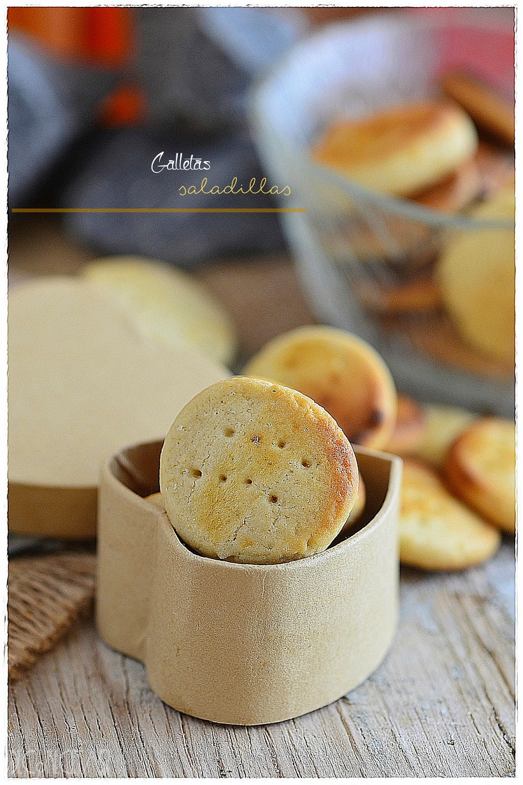 Galletas saladillas