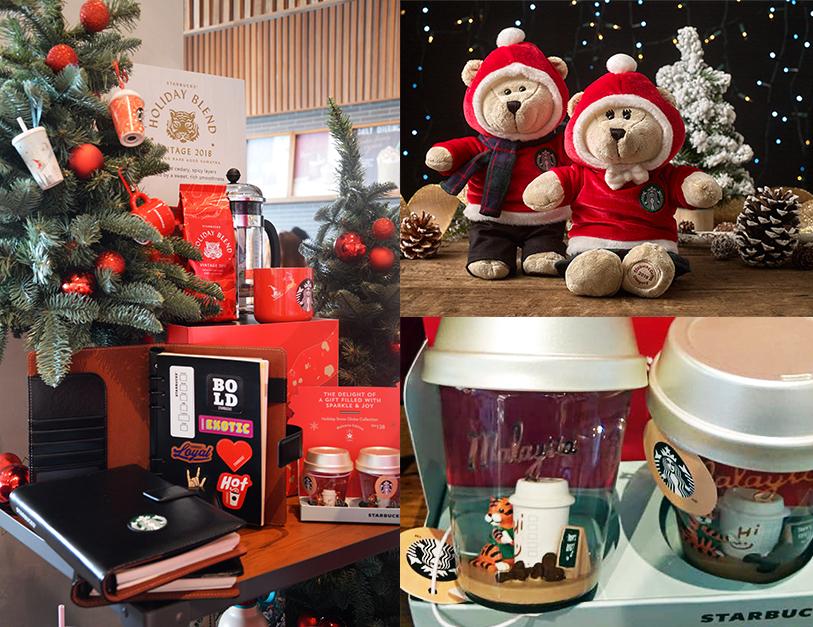 Starbucks Christmas Ornaments 2019.Plus Size Kitten Starbucks The Blend Is The Magic Christmas
